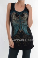 Vocal - Plus Size Tank Top