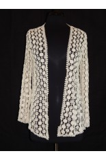 Miss Kelly's 1999 - Ivory Cardigan