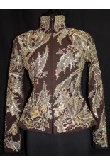 MKC Horse Show Jacket - Chocolate and Copper