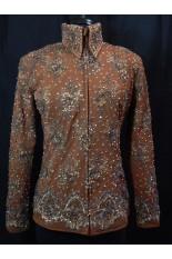MKC Custom Showmanship Jacket - Rust