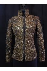 MKC Custom Showmanship Jacket - Brown
